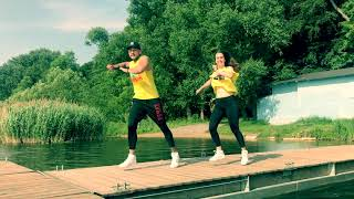 Gente De Zona   Tan Buena   Zumba Fitness Choreography