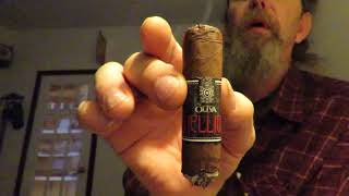 Oliva Hellion Cigar Review