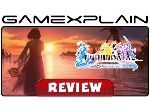 Final Fantasy X/X-2 HD Remaster Review - YouTube video thumbnail