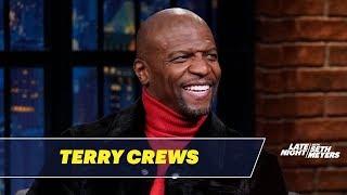 Terry Crews Felt Like Someone DiedWhenBrooklyn Nine-NineWasCanceled