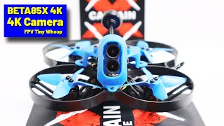 Tiny FPV Drone with 4K Camera - Tiny & Fun - BETA85X 4K