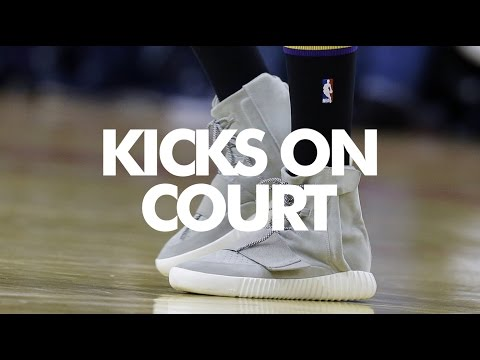 """Nick Young Talks adidas Deal, TMACs and Kobe's """"Space Boots"""" 