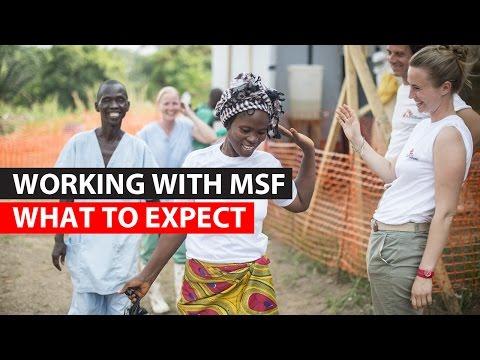 mp4 Doctors Without Borders Volunteer, download Doctors Without Borders Volunteer video klip Doctors Without Borders Volunteer