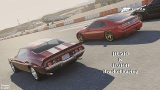 Airport Drag Racing | Mustang vs. The World | 1320 Bracket Racing | Forza Motorsport 6 | FODRL |