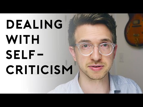 How to deal with self-criticism as a musician