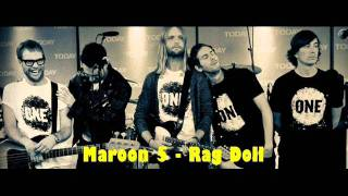 Maroon 5 - Rag Doll (lyrics)