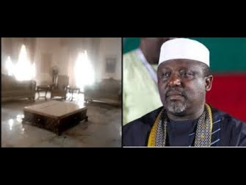Just In : Imo Police Recover Mansion Okorocha Allegedly Gave To His Ethiopian Girlfriend