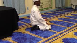 Prayer of the Prophet ﷺ Described in Brief?