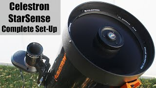 Celestron StarSense: Set-Up, Alignment, & Calibration