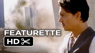 Transcendence Featurette  The Promise Of AI 2014  Johnny Depp SciFi Movie HD