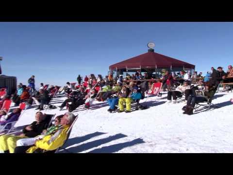 Schneeparadies mit Seesicht Klewenalp-Stockhütte