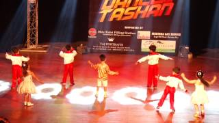 LOVE IS A WASTE OF TIME | ONE TWO THREE FOUR Dance Performance By Step2Step Dance Studio