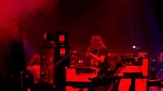 Shaking Godspeed 3 songs @ Effenaar Eindhoven 29 april 2011 BACKSTAGE CAM!
