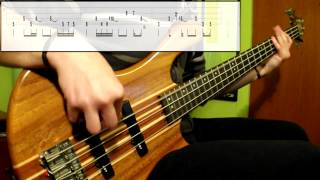 Gambar cover Mudvayne - Happy? (Bass Cover) (Play Along Tabs In Video)