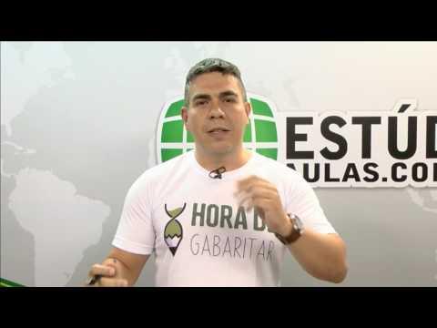 Hora de Gabaritar – Aula #01 – Raciocínio Lógico – Prof. Luís Telles
