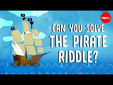 Can You Solve The Pirate Riddle Alex Gendler