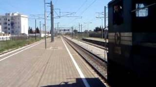 preview picture of video 'SNTF Algeria: 060 DP 04 departs Dar el Beida'