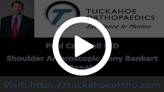 ORV Arthroscopic Transosseous Bony Bankart Repair