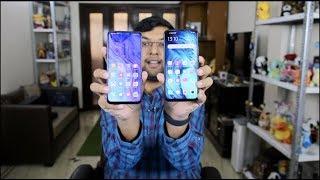 Honor 9X vs Vivo Z1 Pro Comparison, Camera, battery | Galti Mat Karna, Hindi