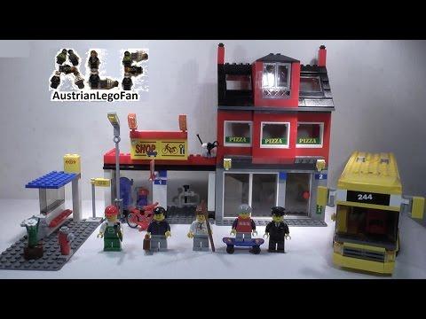 Vidéo LEGO City 7641 : La ville