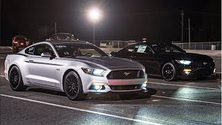 New 2015 Ford Mustang Test 'n Tune Drag Racing