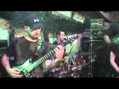 Ryan Hampton w/Remedy performing Cumbersome