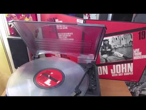 Elton John - Rocket Man (Live in Moscow 1979 on Vinyl!)