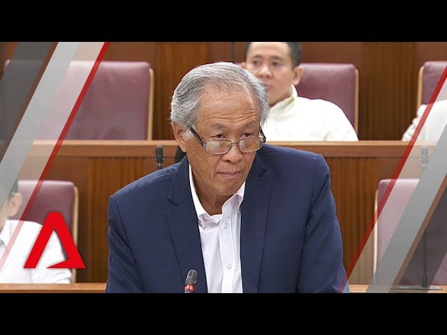 Ng Eng Hen explains why Ben Davis' NS deferment application was rejected