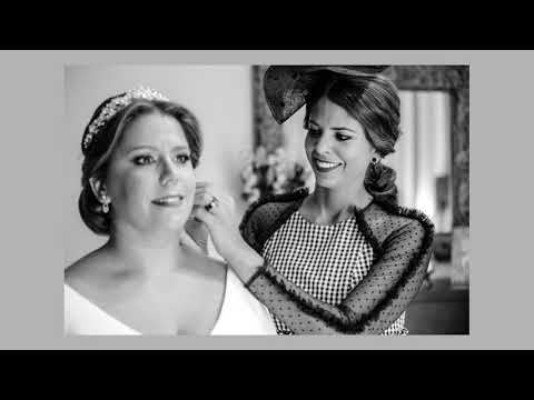 Pilar&David, proyección el mismo día de la boda