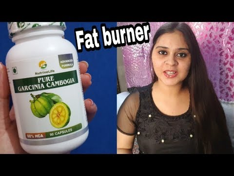 NUTRINELIFE PURE GARCINIA CAMBOGIA CAPSULES FOR WEIGHT LOSS REVIEW   HINDI   VIMPILICIOUS BEAUTY