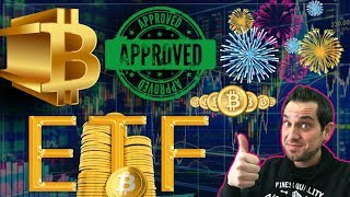 🚀 First Bitcoin ETF APPROVED!!! What Happens Next? $BTC to $1.5k or $25k?
