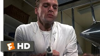 The Living Daylights (4/10) Movie CLIP - The Milk Assassin (1987) HD