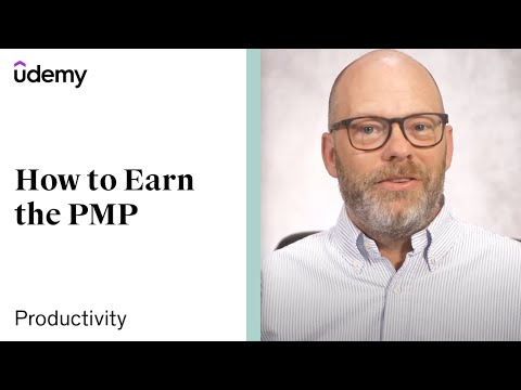 How to Earn the PMP   Udemy Instructor, Joseph Phillips