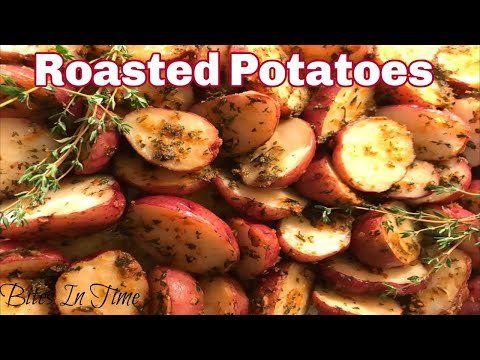 HOW TO MAKE ROASTED POTATO – FAST & EASY RECIPE – STORHANZ COOKING CHANNEL