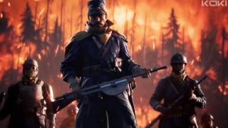 Battlefield 1 Seven Nation Army (Glitch Mob Remix) Trailer