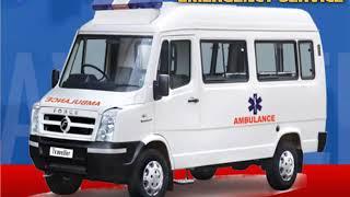 Medilift ICU Ambulance in Indira Nagar and Jawahar Nagar (Ranchi)