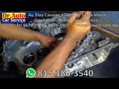 CVT- Jatco JF011E Valve Body Inspection - смотреть онлайн на Hah Life