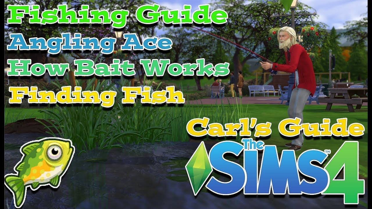 Sims 32 Fishing Guide Fish List & Rare Catches Updated for Island ...
