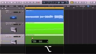 LOGIC PRO X Creating Vocal Harmonies