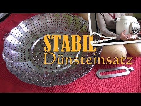 KRUPS cook 4 me IKEA STABIL Dünsteinsatz