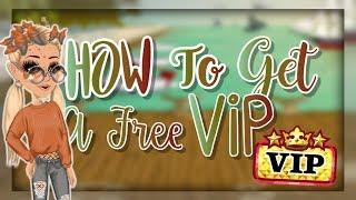 HOW TO GET FREE VIP - 2018 || MSP