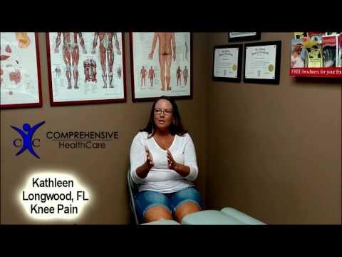 Kathleen - Knee Pain