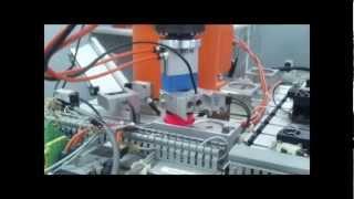 Video hệ thống MPS - Trạm robot ABB IRB120.wmv
