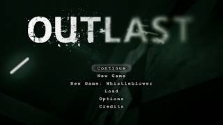 PLAYING OUTLAST PART 2