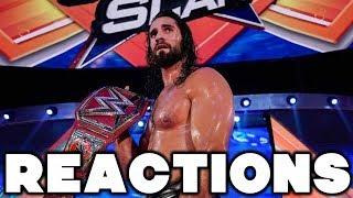 WWE SummerSlam 2019 Reactions
