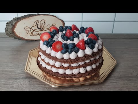 Fruchtige Sommer Torte ♥ P&S Backparadies