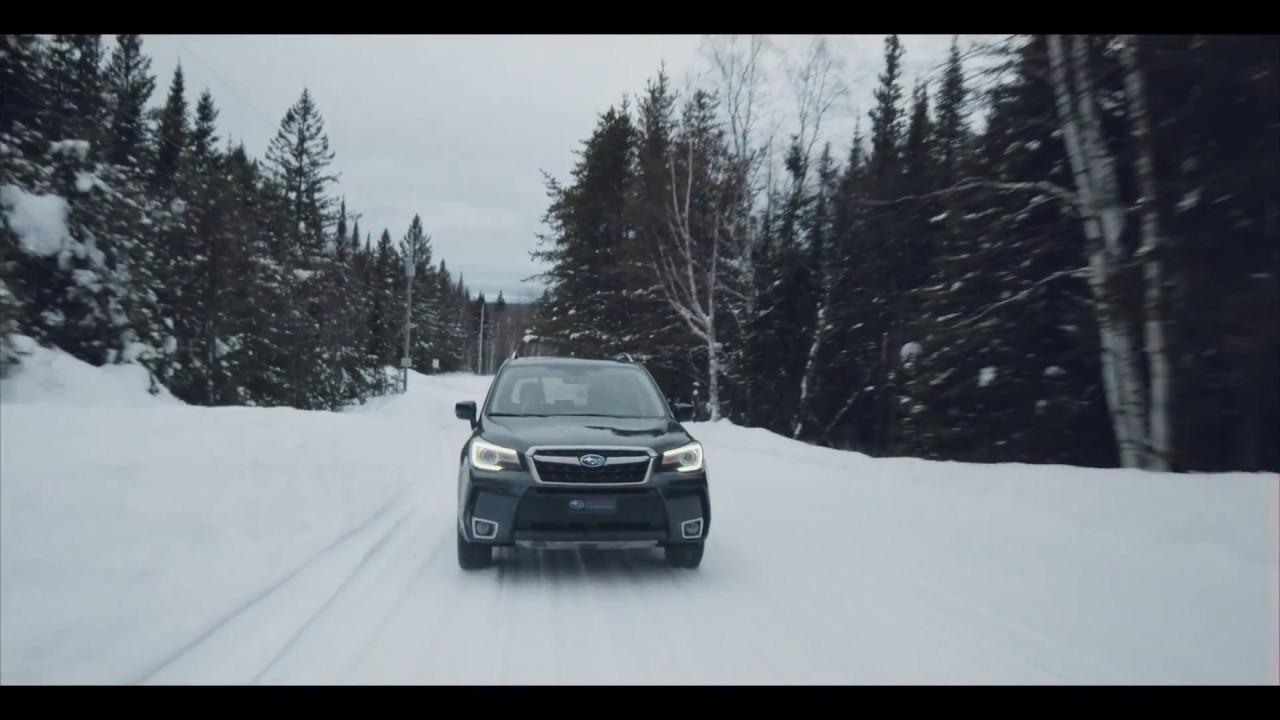 Campagne publicitaire et site Web-Subaru - Vidéo