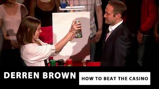 Influencing A Choice  - Derren Brown: How To Take Down A Casino