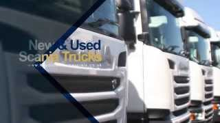 preview picture of video 'Ellesmere Port Scania Dealer new Trucks and PET facilities'