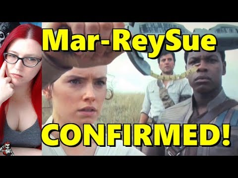 TERRIBLE Leaks CONFIRMED! Rey Is The Bestest Most Powerful Jedi EVER! EPIC RANT!